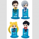 Ochatomo Series Sailor Moon Minifiguren 4er-Pack Three...