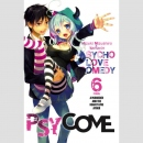 Psycome Light Novel vol. 6 (Ende)