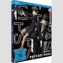 Psycho-Pass Blu Ray vol. 1