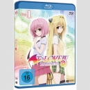 To Love Ru -Darkness- Blu Ray vol. 1
