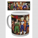 Dragon Ball Z Tasse -Fighters-