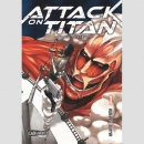 Attack on Titan Bd. 1