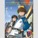 The Legend of Heroes Illustrations Artbook