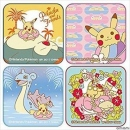 Pokemon Pikachu & Friends Happy Beach Time Frotteetuch...
