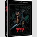 Berserk Season 1 Blu Ray/DVD Combo Pack