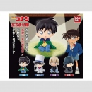 Detective Conan Chijimasetai TF Set (4 Mini Figuren)