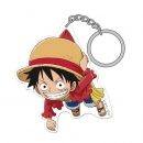 One Piece Acryl Pinched Anhänger Luffy