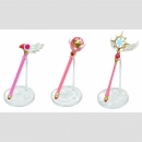 Card Captor Sakura Stand Wand 3er Set