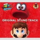 Original Japan Import Soundtrack CD -Super Mario Odyssey-