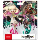 amiibo Splatoon 2 Hime/Iida Tentacles Set (Japan Import)