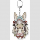 Made in Abyss Puni Colle Keychain Nanachi
