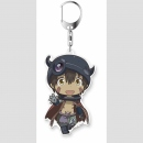 Made in Abyss Puni Colle Keychain Reg