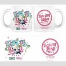 Hatsune Miku Racing Ver. 2018 Tasse Ver. 4 (Japan Import)