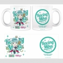 Hatsune Miku Racing Ver. 2018 Tasse Ver. 3 (Japan Import)