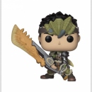 Funko POP! Games Monster Hunter Male Hunter