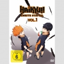 Haikyu!! 2. Staffel DVD vol. 1