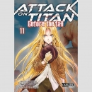 Attack on Titan - Before the Fall Bd. 11