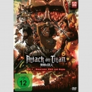 Attack on Titan - Anime Movie DVD Teil 1: Feuerroter...