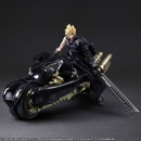 Play Arts Kai Final Fantasy VII Advent Children -Cloud &...