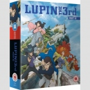 Lupin The 3rd Part IV Blu Ray Collectors Edition