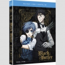 Black Butler: Book Of The Atlantic Blu Ray/DVD Combo Pack