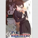 The Isolator - Light Novel vol. 4 (Hardcover)