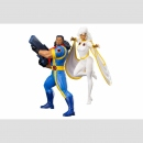 Marvel 1/10 ARTFX + Bishop & Storm 2-Pack PVC