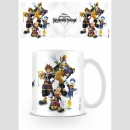 Kingdom Hearts Tasse -Gruppe-