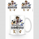 Kingdom Hearts Tasse -Logo-