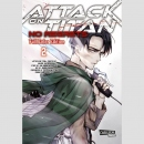 Attack on Titan - No Regrets Bd. 2 [Full Color Edition] (Ende)