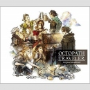 Original Japan Import Soundtrack CD -Octopath Traveler-