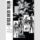 The Art of Metal Gear Solid I-IV (Hardcover)