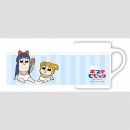 Pop Team Epic Tasse Motiv B (Japan Import)