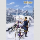 Golden Kamuy Snowy World Puzzle