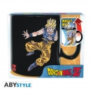 Dragon Ball Z Magic Mug -Goku vs Buu-