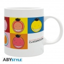 Assassination Classroom Tasse -Koro Faces-