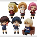 Nendoroid Petite Girls & Panzer TF Box komplett (6 Figuren)