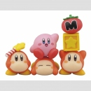 Nose-chara Figuren-Set Kirby vol. 2