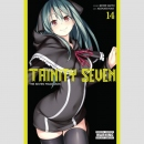 Trinity Seven - The Seven Magicians vol. 14
