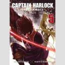 Space Pirate Captain Harlock Dimensional Voyage vol. 5