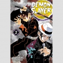 Demon Slayer Kimetsu no Yaiba vol. 2