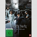 Death Note Live Action - Light Up the New World DVD