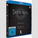 Death Note Live Action Blu Ray Movie Box
