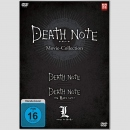 Death Note Live Action DVD Movie Box