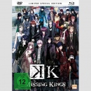 K - Missing Kings Blu Ray/DVD **Limited Special Edition**