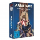 Armitage III DVD Complete Edition