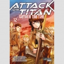 Attack on Titan - Before the Fall Bd. 12
