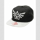 The Legend of Zelda Hip Hop Cap Logo grau