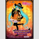 Vocaloid Hatsune Miku 2nd Season Halloween Ver.