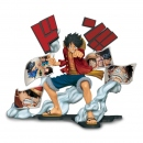 Story Age One Piece -Monkey D. Luffy-